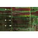 Färg i luften på Gula Galleriet