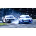 Graff och Lindberg delade på segrar i V8 Thunder Cars