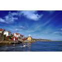 Stor ökning av brittiska turister i Bohuslän