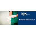 Geballte Kompetenz für hygienische Reinigung im Gesundheitswesen: Über 200 Führungskräfte beim ersten bundesweiten KDS-Hygieneforum in Bad Kissingen
