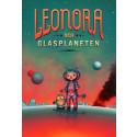 Leonora och Glasplaneten – science fiction för de yngsta
