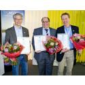 SEK Svensk Elstandard delade stolt ut utmärkelsen IEC 1906 Award