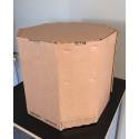 Oktagon-formad förpackning från DS Smith till lastbilars hjulnav