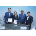 KONE's new Jakarta People Flow Intelligence Center with the latest technological innovations