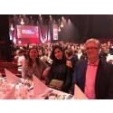 Optidev på Cirkus i Stockholm - Great Place to Work 2018.