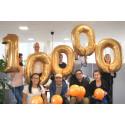 10 000 kunder på mindre än ett år!