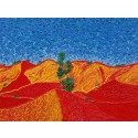 Arab Spring. Mas.s starts a new series of paintings showing the beauty of the Arab world.