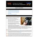 RAC Parliamentary Newsletter #10 - April 2016