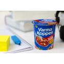 Varma Koppen Tomatsoppa med pasta, vid studier