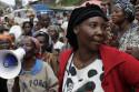Demonstration i Kongo