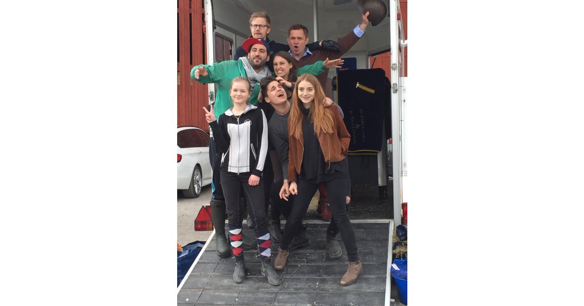 social ledsagare leksaks show i Stockholm