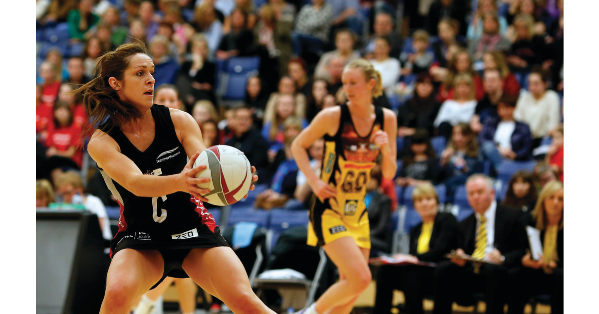 Team northumbria kicks off netball superleague season - Northumbria university swimming pool ...