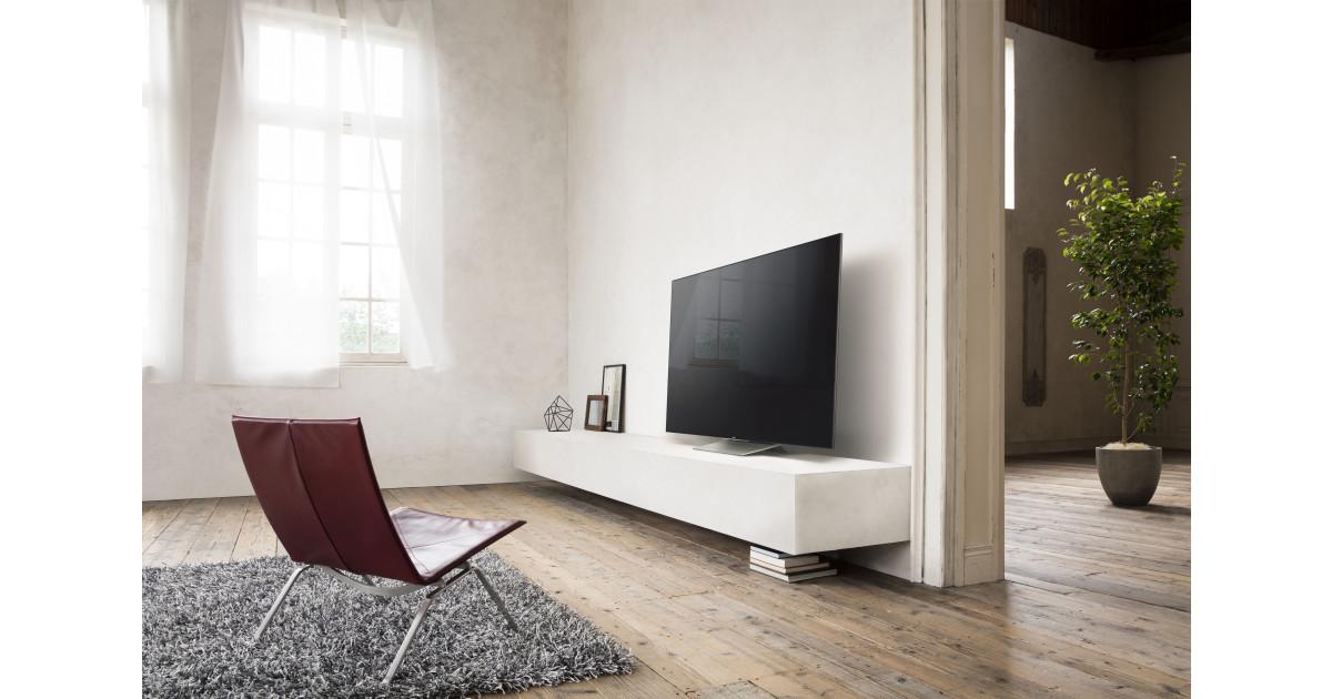 die neuen fernseher von sony die ersten preise und. Black Bedroom Furniture Sets. Home Design Ideas