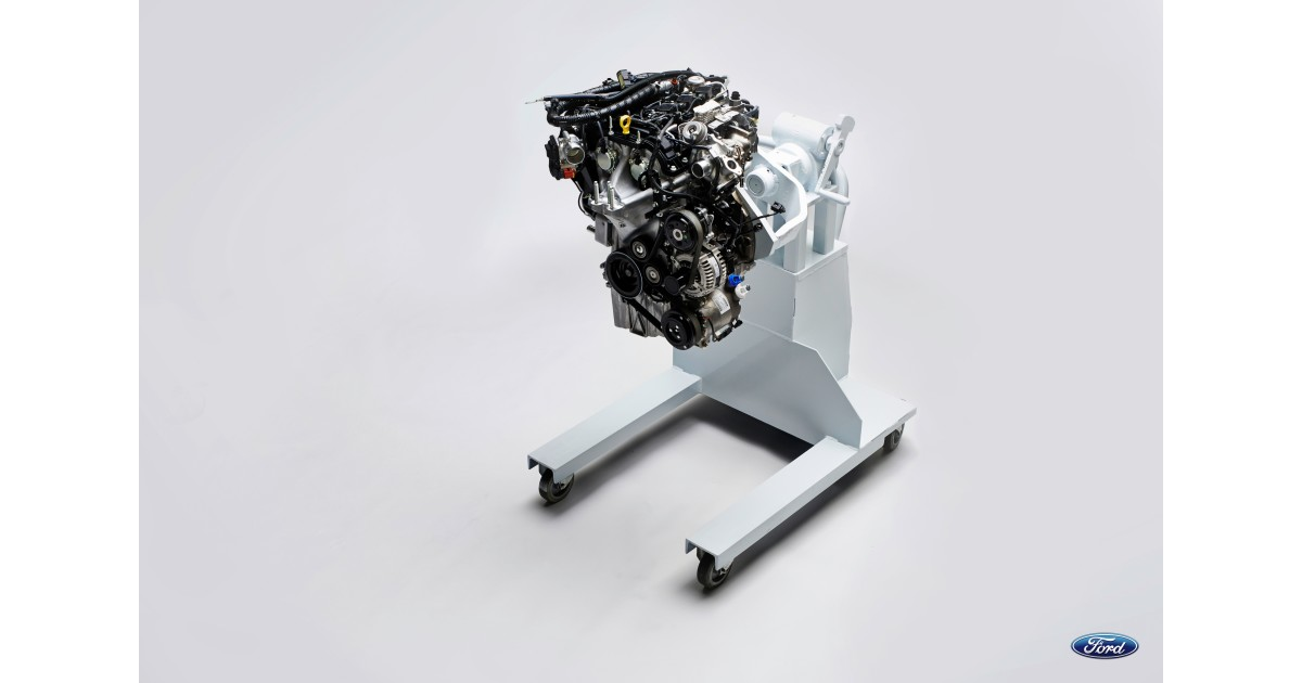 Ecoboost 1 0 L International Engine Of The Year 2014