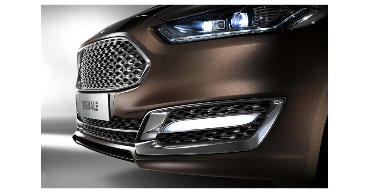 Bilen overv ger dit helbred ford frankfurt motorshow Ford motor company press release