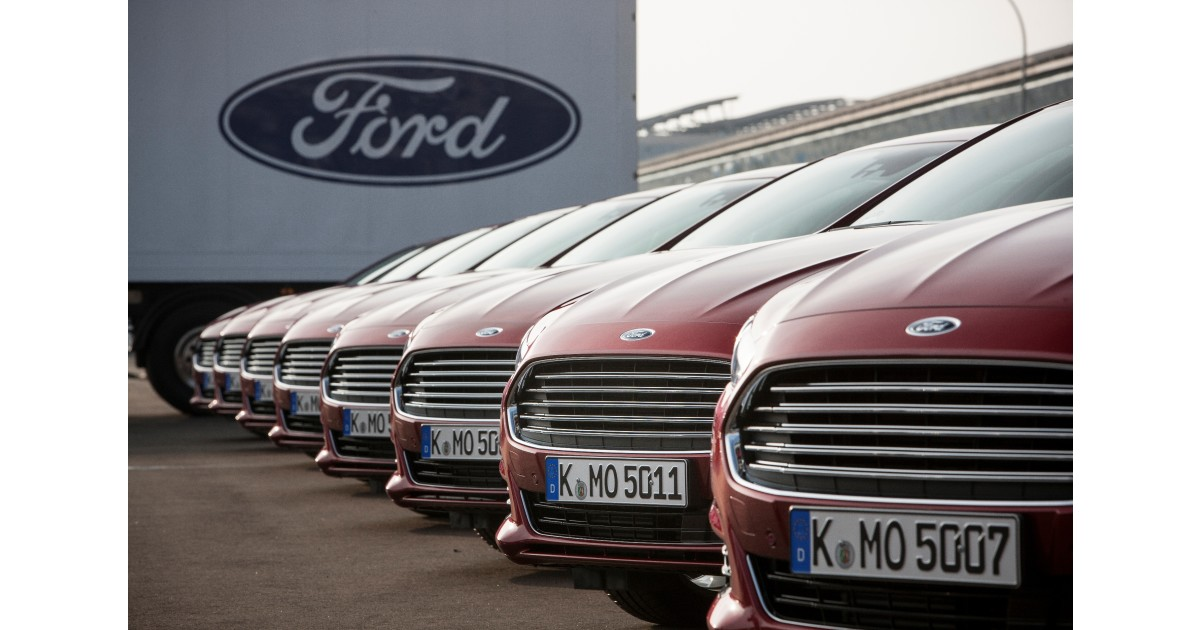 Nye Mondeo 39 Er Ford Motor Company