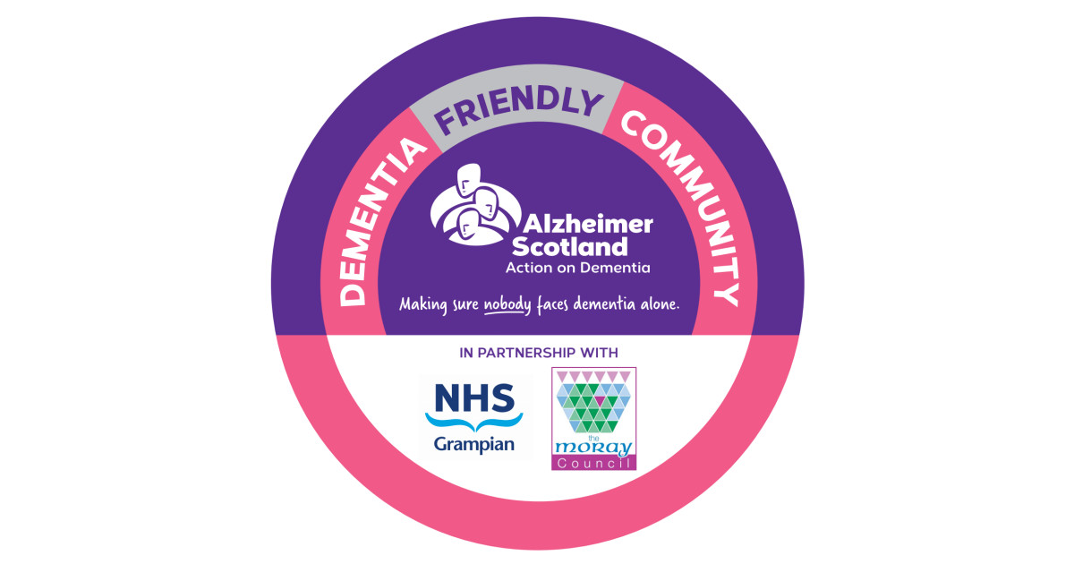 Dementia friendly awards for groups in Moray - Moray Council