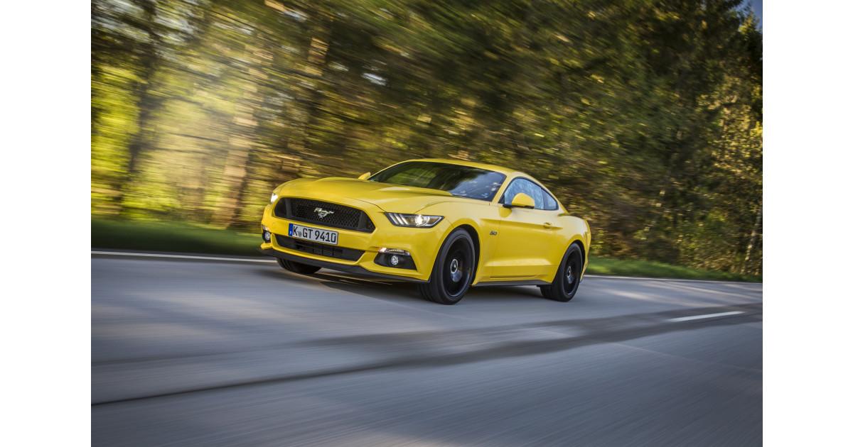 Ny Mustang Fastback Ford Motor Company