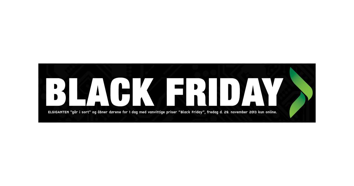 elgiganten tilbud fredag