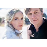 Sofia Karlsson och Martin Hederos kommer till Kulturens hus i juletider!