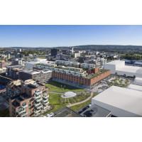 THiLT Engineering AS og CCL Norway AS bidrar til rehabilitering av Vinmonopolets gamle tapperi på Haslevangen i Oslo