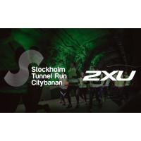 2XU inleder samarbete med Stockholm Tunnel Run Citybanan 2017