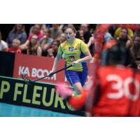 U19-damlandslagets trupp till Finnkampen i Borgå och Helsingfors, Finland, 31 augusti – 2 september