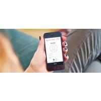 Boka tvättstugan, lås upp port- och lägenhetsdörr,  se porttelefonvideo i en app