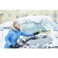 Tipps für eine sichere Fahrt bei Glatteis