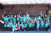 TINEstafetten på Verdens aktivitetsdag