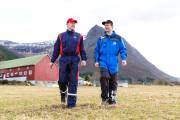 Bidrar til 25 000 norske årsverk