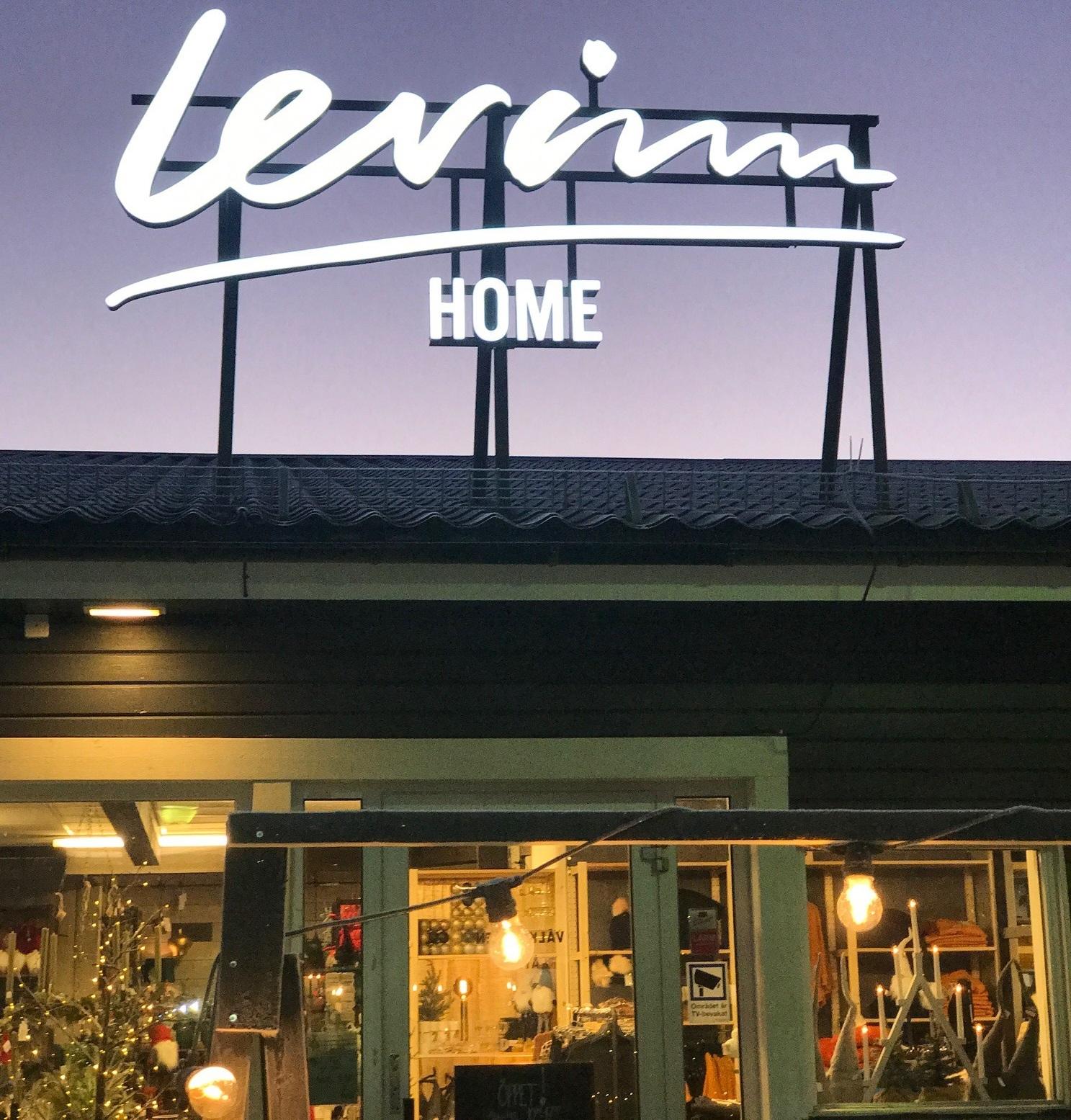 Levinn Home - den mysiga inredningsbutiken