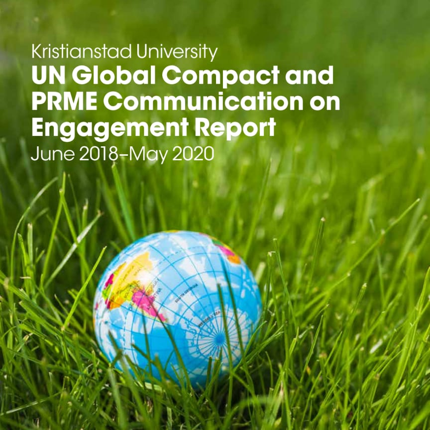 UN Global Compact and PRME Communication on Engagement Report