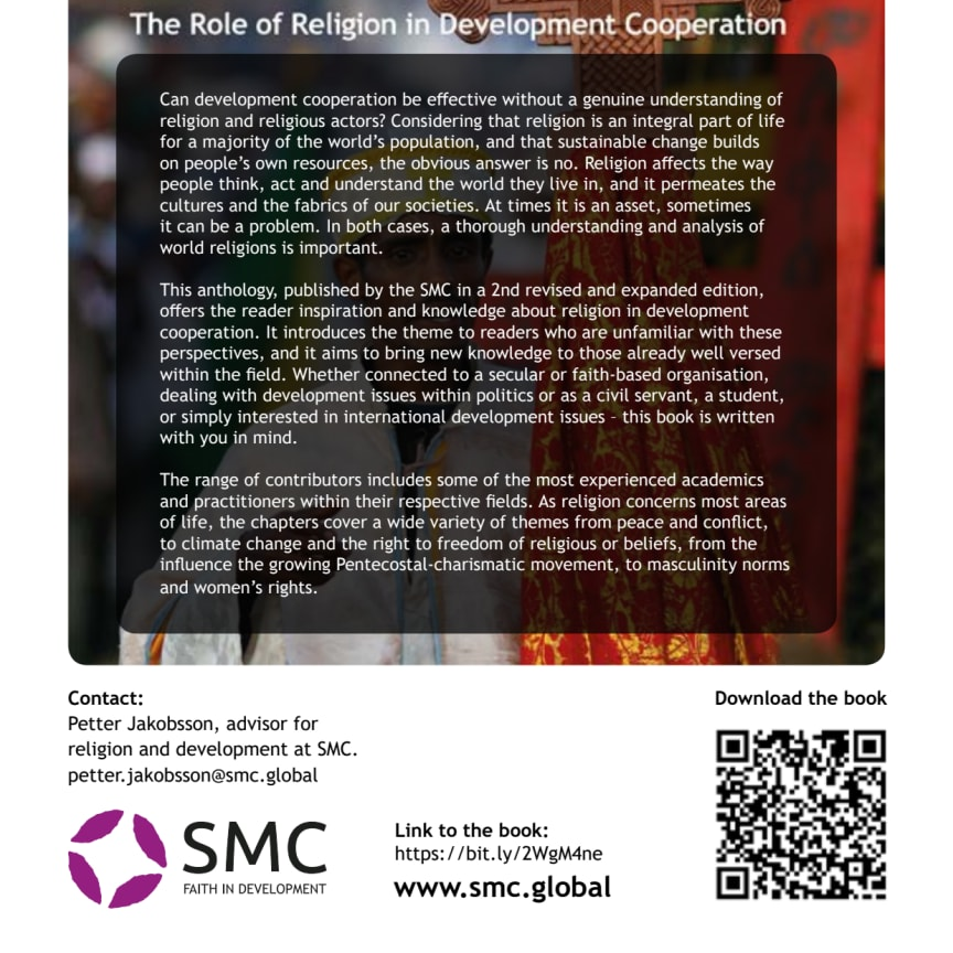 For Better for Worse - the role of religion in development cooperation