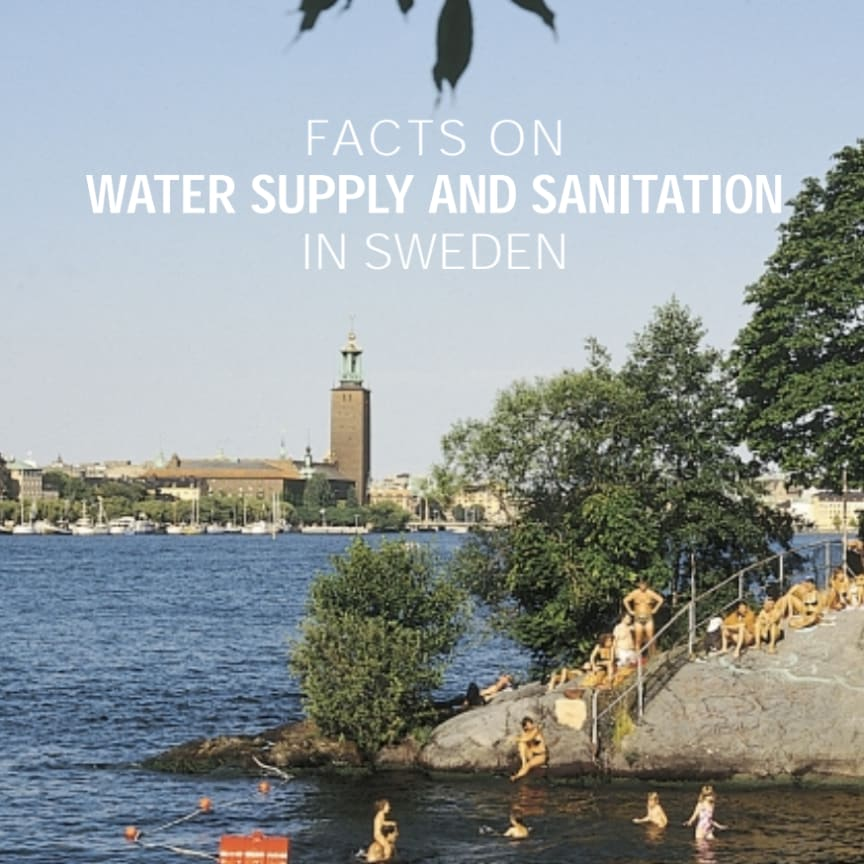 Facts on Water Supply and Sanitation in Sweden