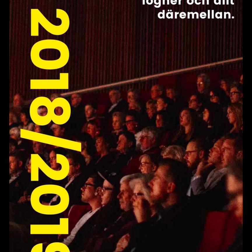 Helsingborg stadsteaters program säsongen 2018/2019