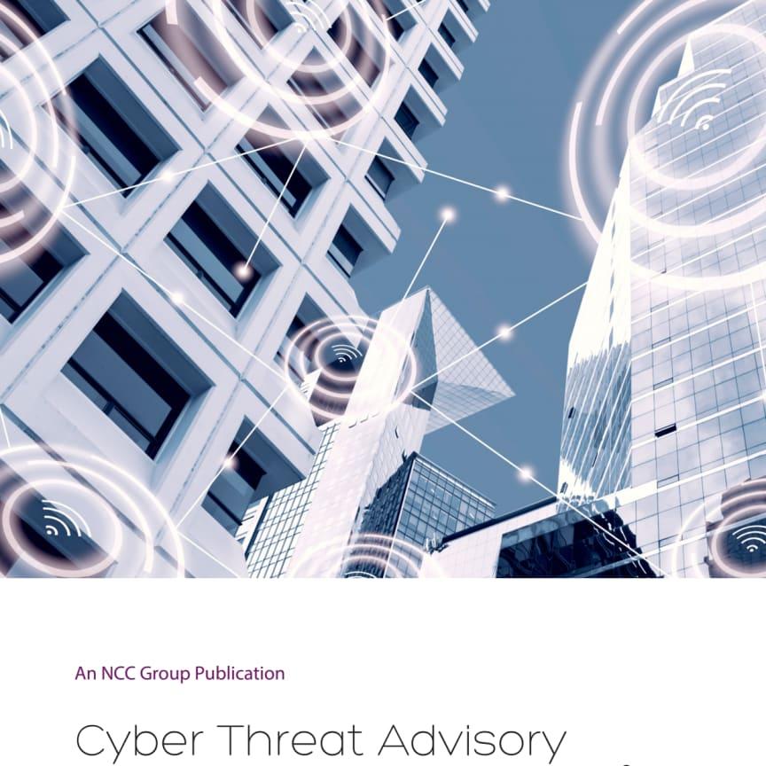 NCC Group Cyber Threat Advisory  COVID-19 whitepaper