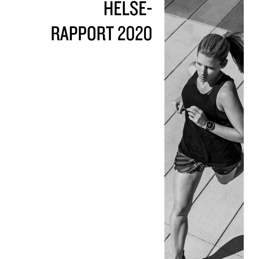 Garmin Helserapport 2020