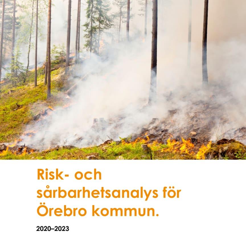 Risk- och sårbarhetsanalys Örebro kommun