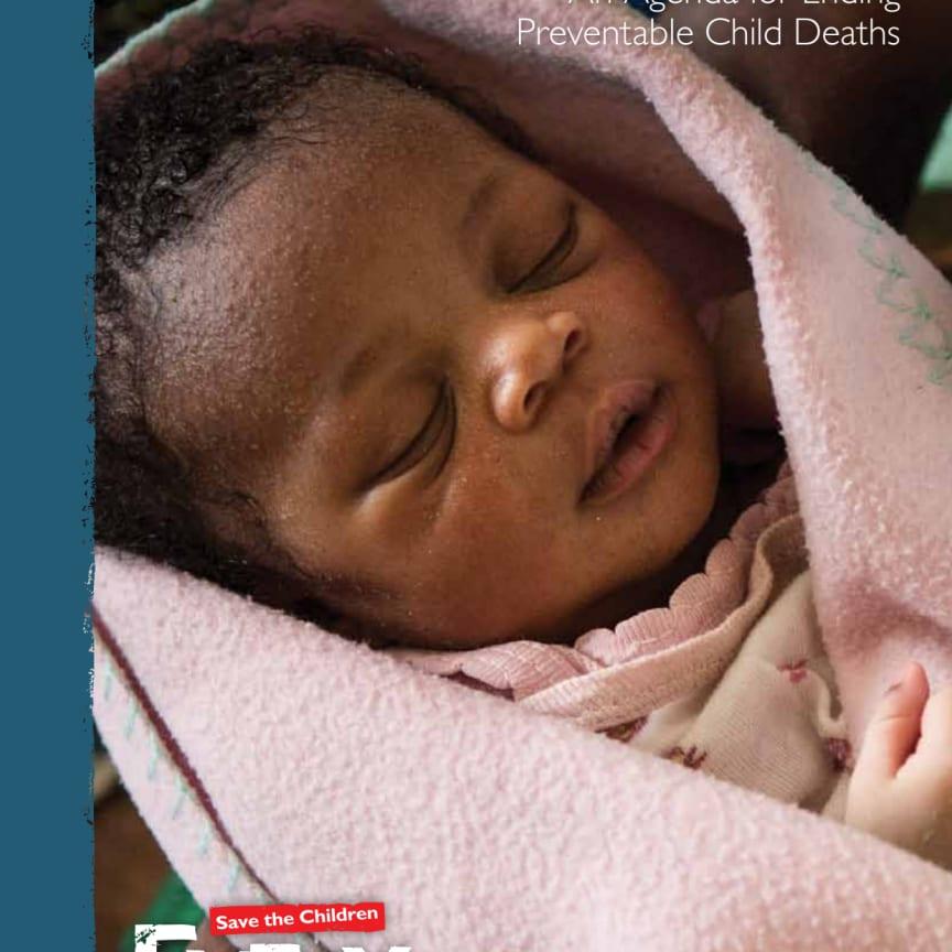 Lives on the Line- An Agenda for Ending Preventable Child Deaths