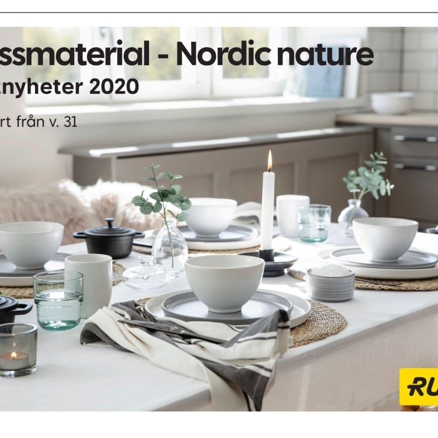 Pressmaterial Nordic Nature - Hösten 2020
