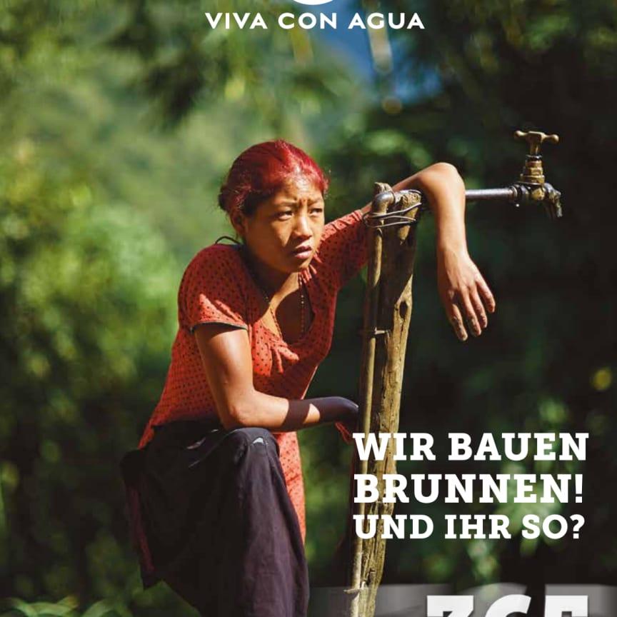 365 Tage Viva con Agua - Wasserstandsmeldung 2016