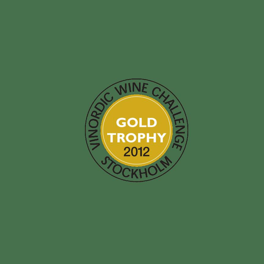 Logo pdf - Guldmedalj mousserande rosévin 2012
