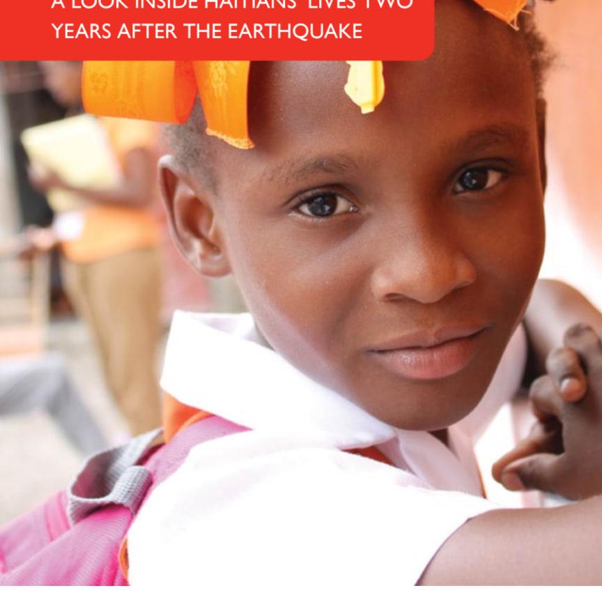 Building hope in Haiti