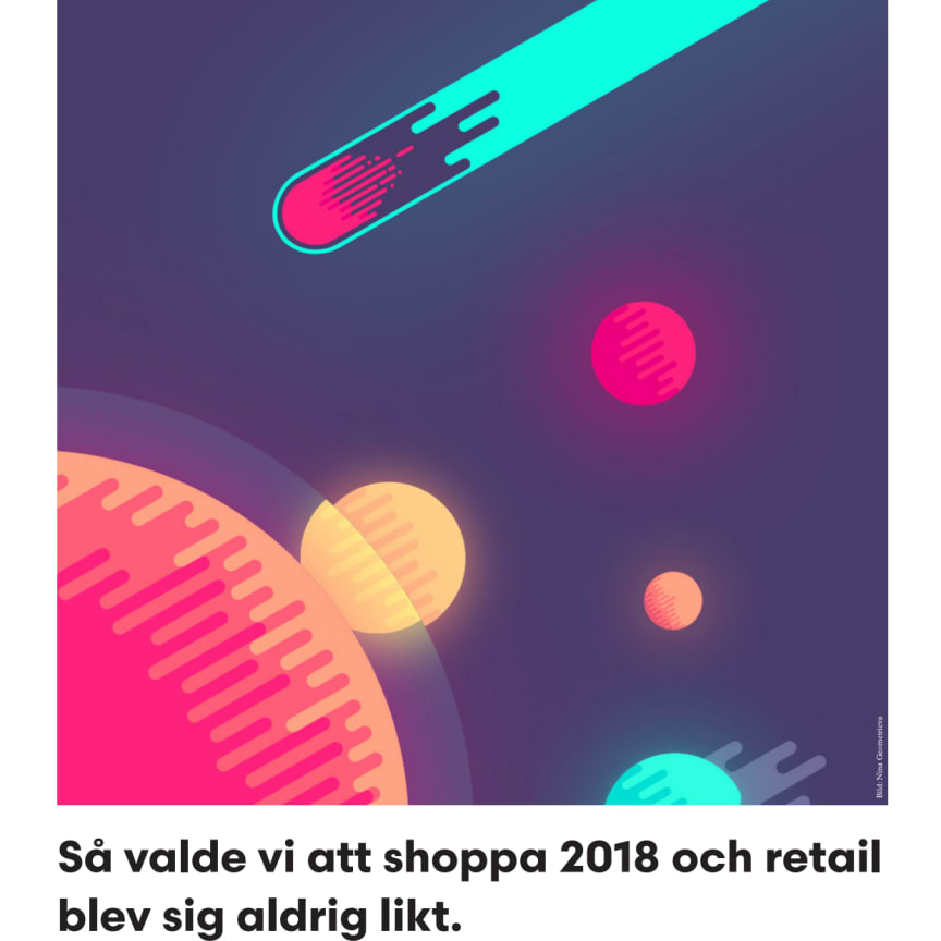 Spaningsrapport Retail 2018