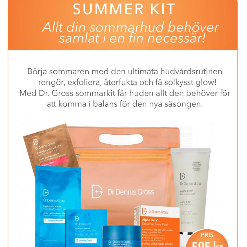 Dr Gross Summer Kit A4