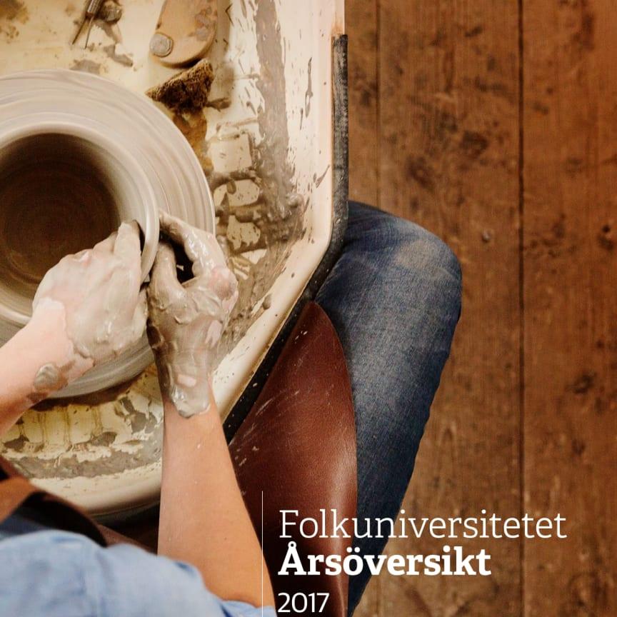 Folkuniversitetets Årsöversikt 2017