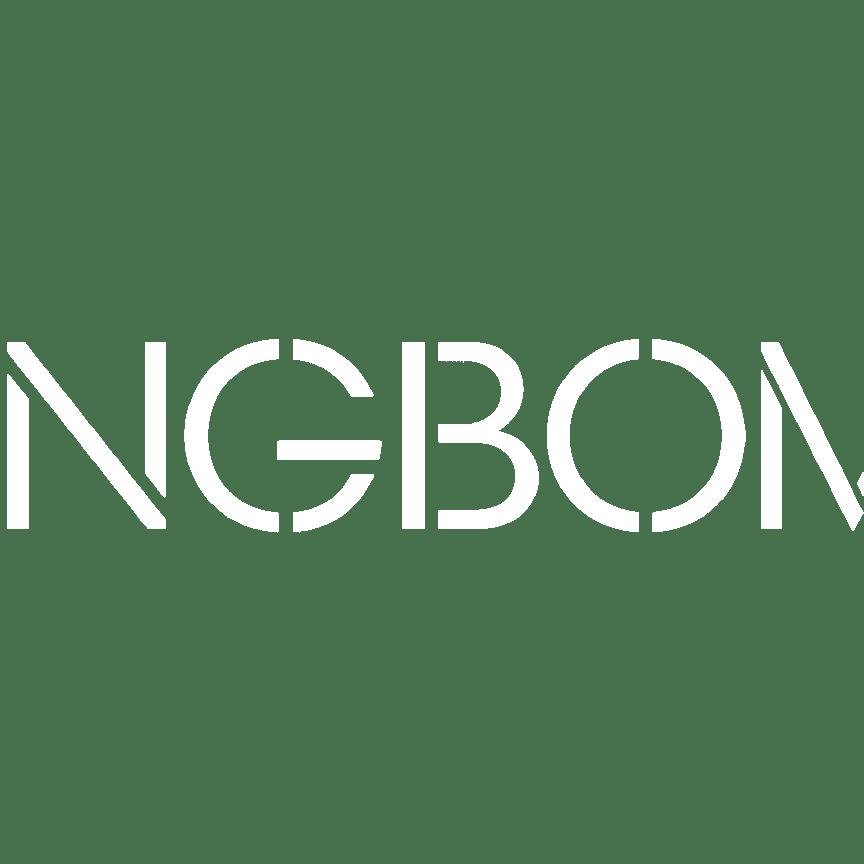 Tengbom Namnmärke - Vit