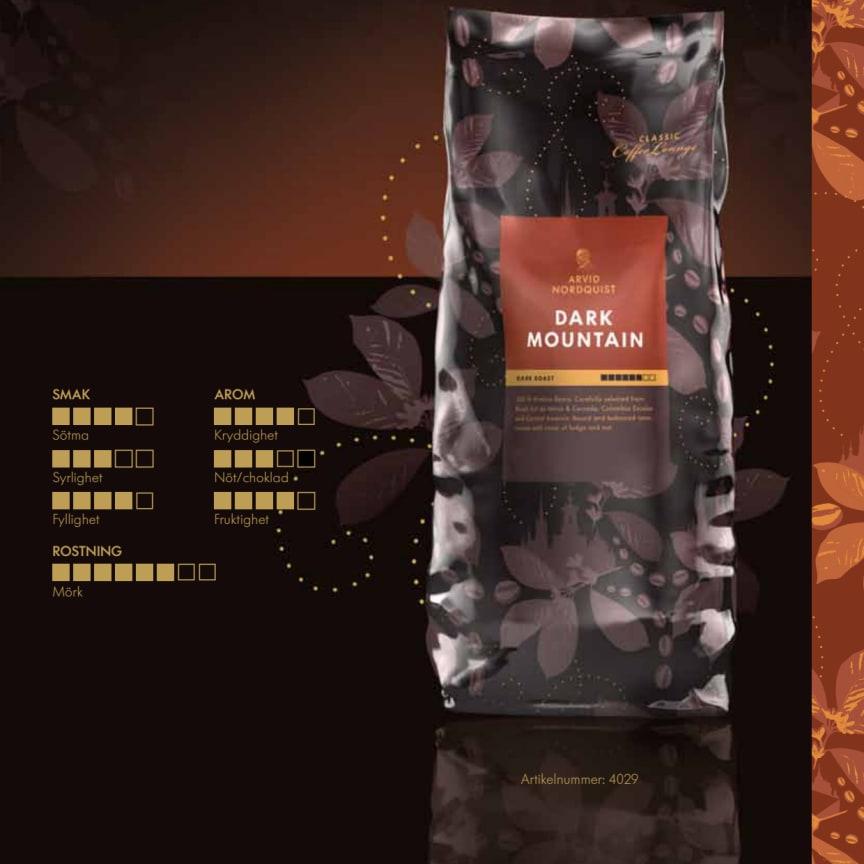 Produktblad Dark Mountain