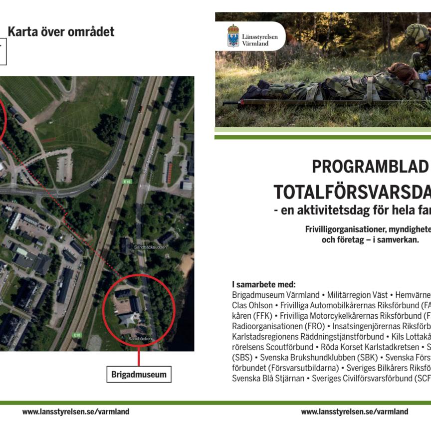 Program totalförsvarsdagen